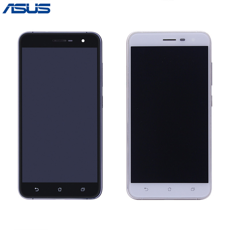 <font><b>Asus</b></font> <font><b>ZenFone</b></font> <font><b>3</b></font> <font><b>ZE552KL</b></font> <font><b>LCD</b></font> <font><b>Display</b></font> Screen For <font><b>ASUS</b></font> <font><b>ZenFone</b></font> <font><b>3</b></font> <font><b>ZE552KL</b></font> Z012D Z012DC <font><b>LCD</b></font> <font><b>Display</b></font> + Touch Digitizer Screen Assembly image