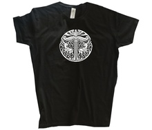 Viking-Shirts Irminsul Wikinger Germanen Odin Thor Wotan Walhalla T-Shirt S-3XL Harajuku Tops t shirt Fashion Classic Unique