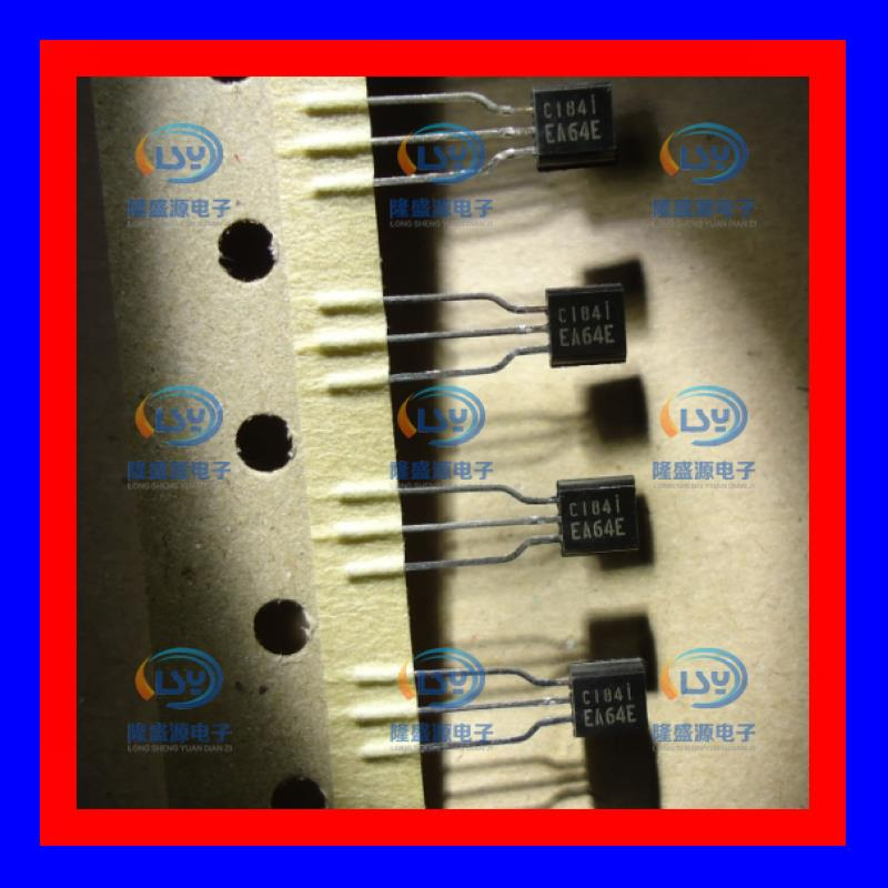 Electronic Components & Semiconductors 2SC1841 TRANSISTOR TO-92 2SC-1841