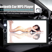 Audio Stereo Player Bluetooth Phone 12V CAR Bluetooth Receivers FOR BMW Car Radio AUX IN