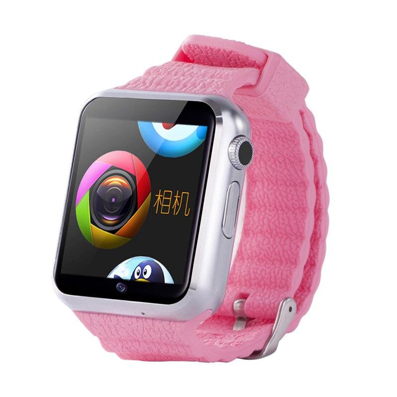 Nouvelle montre intelligente enfants 3G Wifi Sport Fitness hommes Tracker décontracté femmes horloge étanche caméra positionnement sûr moniteur montres V7W - 2