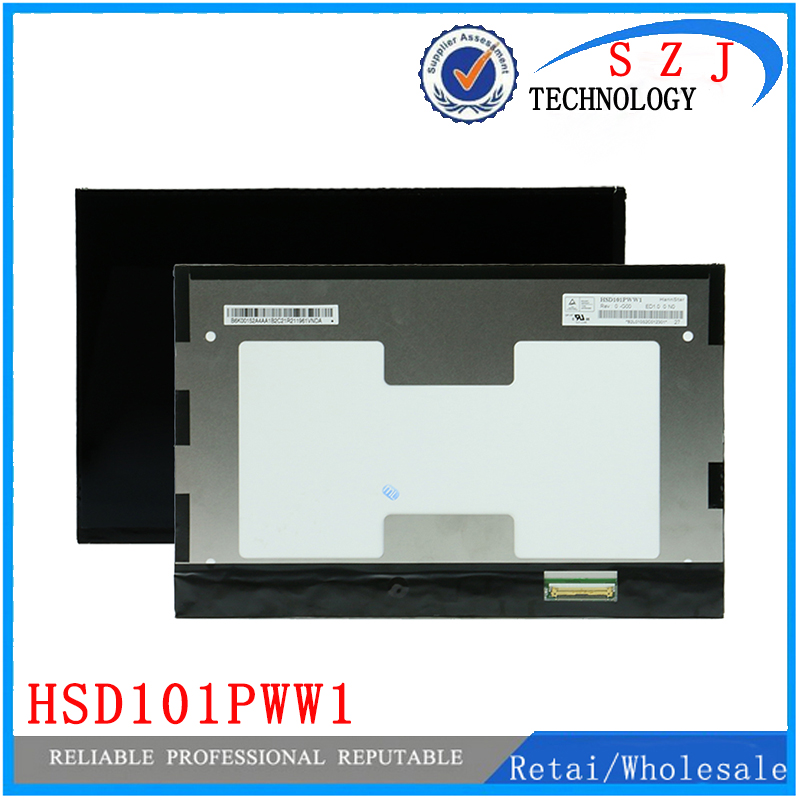 10.1'' inch 1280*800 HSD101PWW1 A00 HSD101PWW1-A00 Rev:4 for ASUS TF300 Tablet PC OLED LCD Screen Display Free ship hsd100ixn1 a00 lcd displays