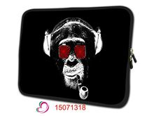 Gorilla Head Cellphone Comfortable Laptop computer Sleeve Case for Macbook Air Professional Retina 11 12 13 15 inch Laptop computer Bag for Mac Ebook 13.three inch