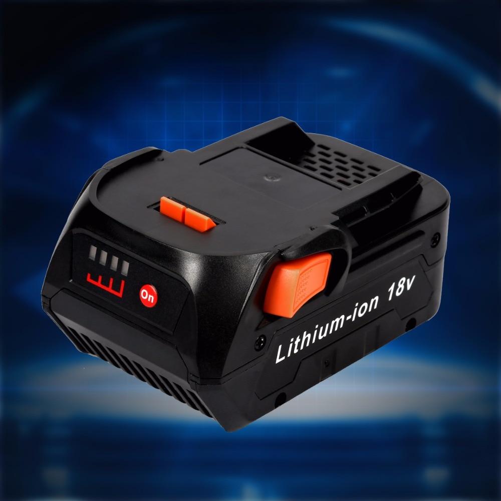 High Quality Newest 18V 5000mAh Li-ion battery for RIDGID R840083 CS0921 R84008 AC840084 L1830R For AEG Series Battery 4000mAh труборез ridgid 23488