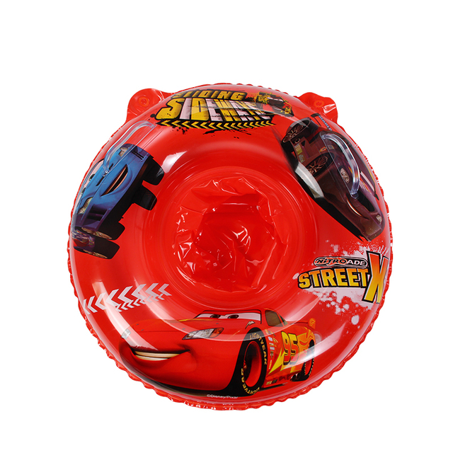 6e5fe609a66 60cm Sit Swim ring Swimming lap Inflatable buoy children sit underarm circle  child swimming seat rings