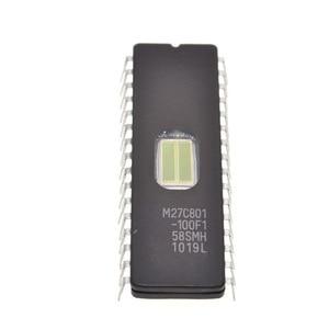 Image 1 - 10pcs/lot M27C801 100F1 M27C801 27C801 CDIP 32 In stock