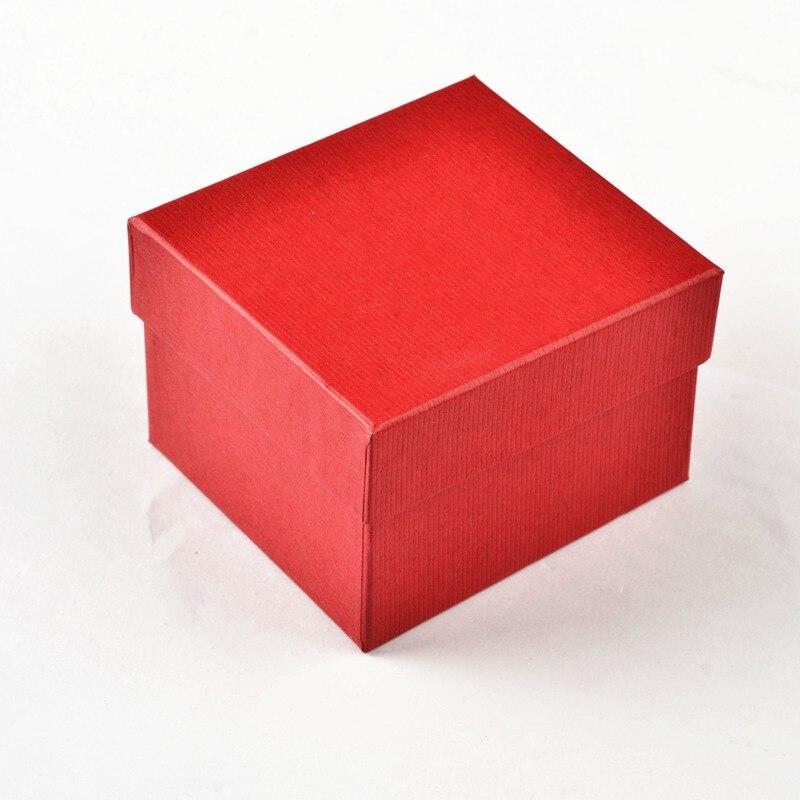 Uhrenzubehör Uhrenboxen Flight Tracker Uhr Box Rot Papier Platz Uhren Fall Geschenk Box Geschenk Paket Uhr Halter Uhr Lagerung Präsentiert