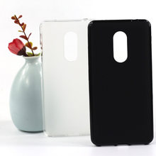 Popular soft TPU Cover For TP-Link Neffos X1 lite Fashion Basics Case For TP-Link Neffos X1 lite Clearly Case Cover(China)