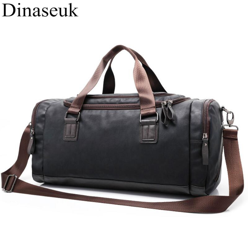 Compare Prices on Designer Leather Duffel Bag- Online Shopping/Buy ...