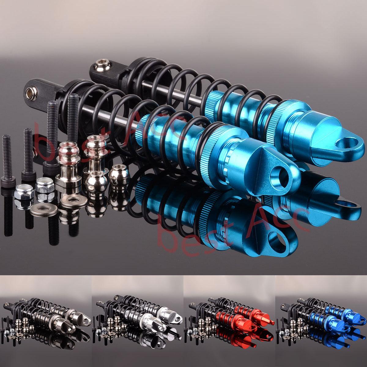 2 pièces 050019 amortisseur avant 173mm aluminium pour 1:5 RC voiture HSP Himoto Redcat