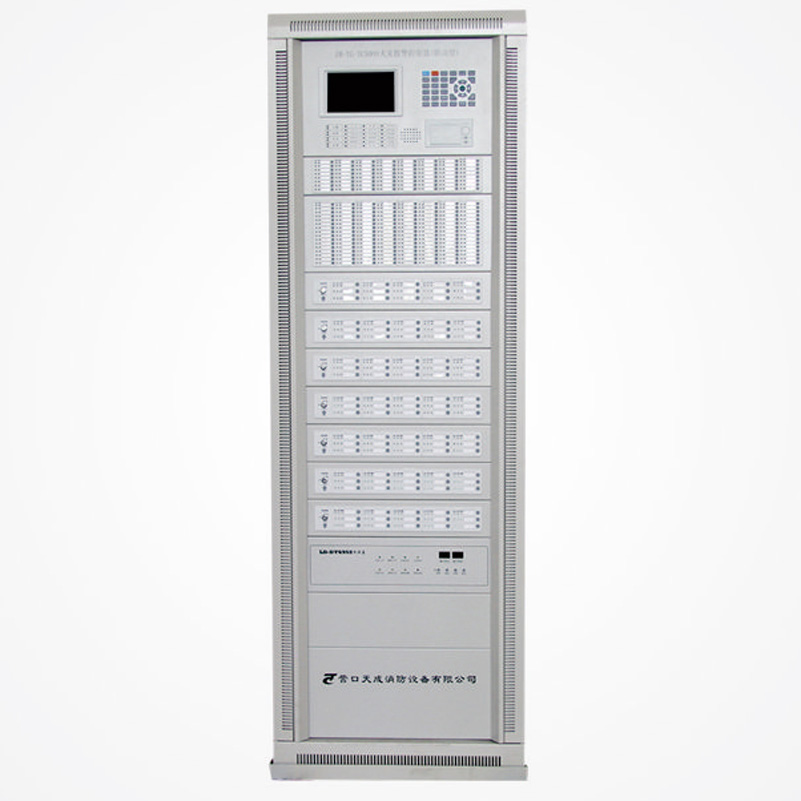 4 Loops  Fire Alarm Control Panel  255 Addressable Points Per Loop, Maximum 64 Loops Cabinet Type