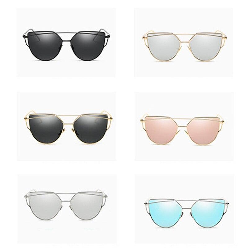 Occhiali Da Sole di modo KF101-117 Per Le Donne Occhiali Maschili Specchio Occhiali Da Sole Uomo Occhiali Femminili D'epoca Occhiali D'oro