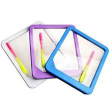 Светодиодный светильник, доска для рисования, планшет для заметок, игрушка в подарок для дома, ресторана, бара и т. д. для рисования, письма и т. д
