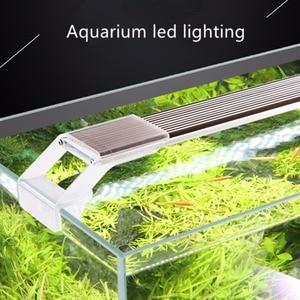 Image 1 - Nicrew SUNSUN ADPพืชSMD LED Aquarium Chihiros 7500K 5W 9W 13W 17W ultra Thinสำหรับถังปลา