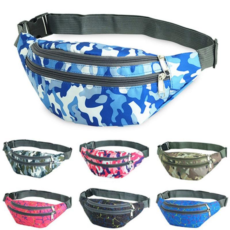 LXFZQ Fanny Pack Belt Bag Fanny Pack Men Money Belt Waist Bags Waist Leg Bag Sac Banane Femme Waterproof Women's Purse Chest Bag