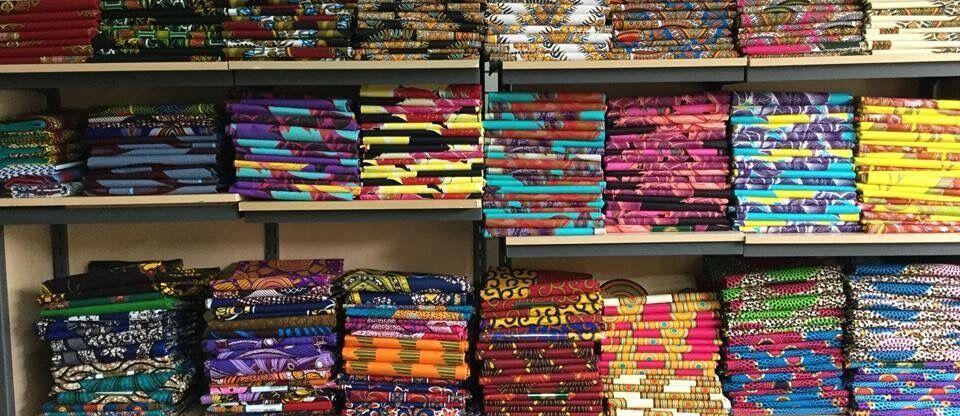 imprime tecidos africano tecido de costura para