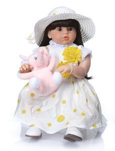 70 см Новое поступление кукол для девочек, силиконовые куклы reborn, игрушки для детей, пупи 28 дюймов, реалистичные куклы для малышей