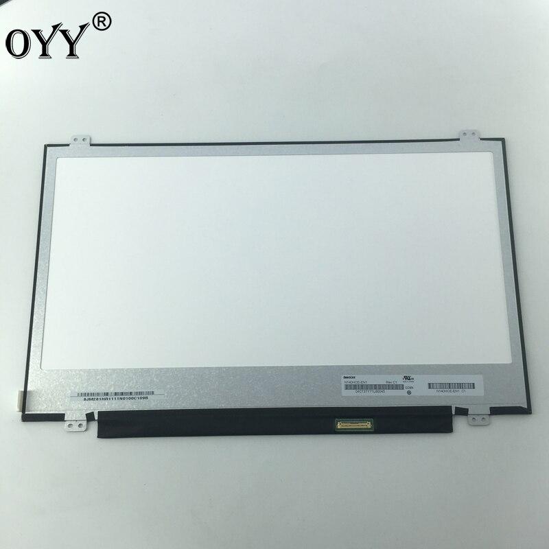 14 LED LCD Screen NV140FHM-N62 LP140WF7 SPC1 N140HCA-EBA N140HCE-EN1 Laptop Display screen Matrix For Lenovo 7000 V720-14 saniter notebook lcd screen nv140fhm n62 n61 n3b lp140wf7 spc1 n140hca eba 14 inch laptop screen