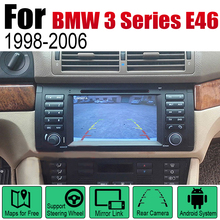 Auto DVD Player GPS Navigation For BMW 3 Series E46 1998~2006 Car Android Multimedia System Screen Radio Stereo 2 din car multimedia player android radio for bmw 3 series e46 1998 2006 dvd gps navi navigation map auto audio bluetooth stereo