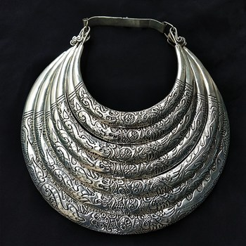 Ожерелье Hmong аксессуары для танцев hmong