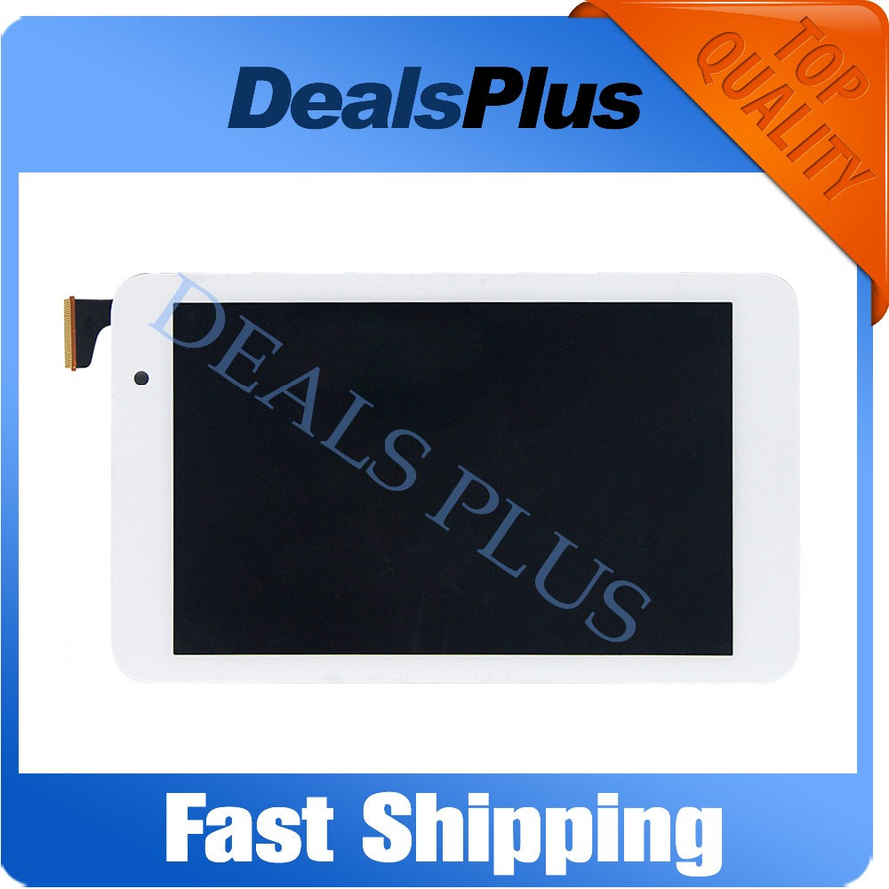 Replacement New LCD Display Touch Screen Assembly For Asus Memo Pad 7 ME176 ME176C ME176CX 7-inch White Black Free Shipping sades a60 gaming headphones 7 1 usb stereo surround sound fone de ouvido game headset led earphones with mic for pc casque gamer