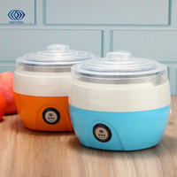 Household Yogurt Maker Fully Automatic Stainless Steel Lnner Tank Top Grade Yoghourt Making Machine 15W 220V