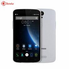 Оригинал doogee x6 pro 5.5 дюймовый мобильный телефон android 5.1 mt6735 quad core мобильного телефона 2 ГБ ram + 16 ГБ rom смартфон