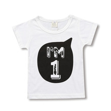 Brother Sister Sibling Number 1-6 Matching Outfits Boys GirlsTop Tees