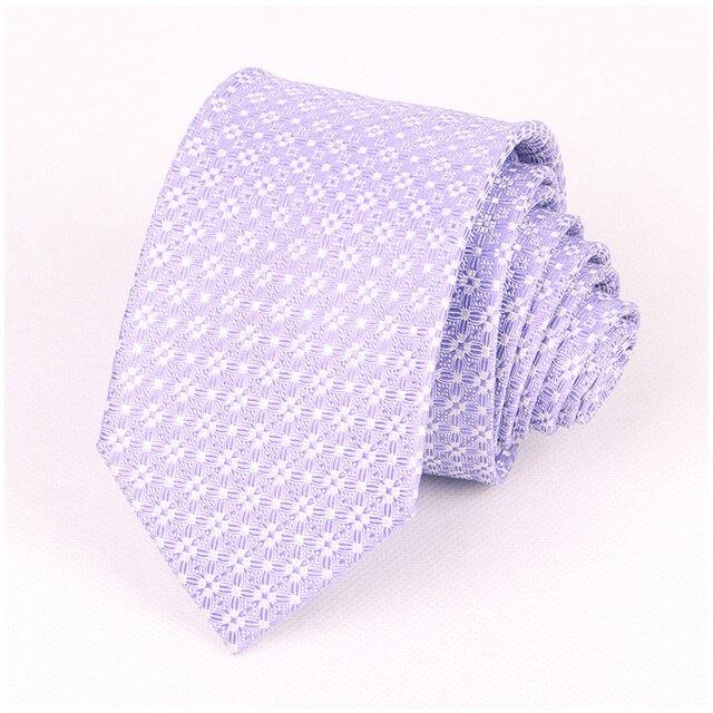 Nueva Llegada Floral Corbata Gravata Corbatas Marca Accesorios Novio Trajes Formales Para Hombre Corbatas de Seda Para La Boda Regalos de La Venta Caliente