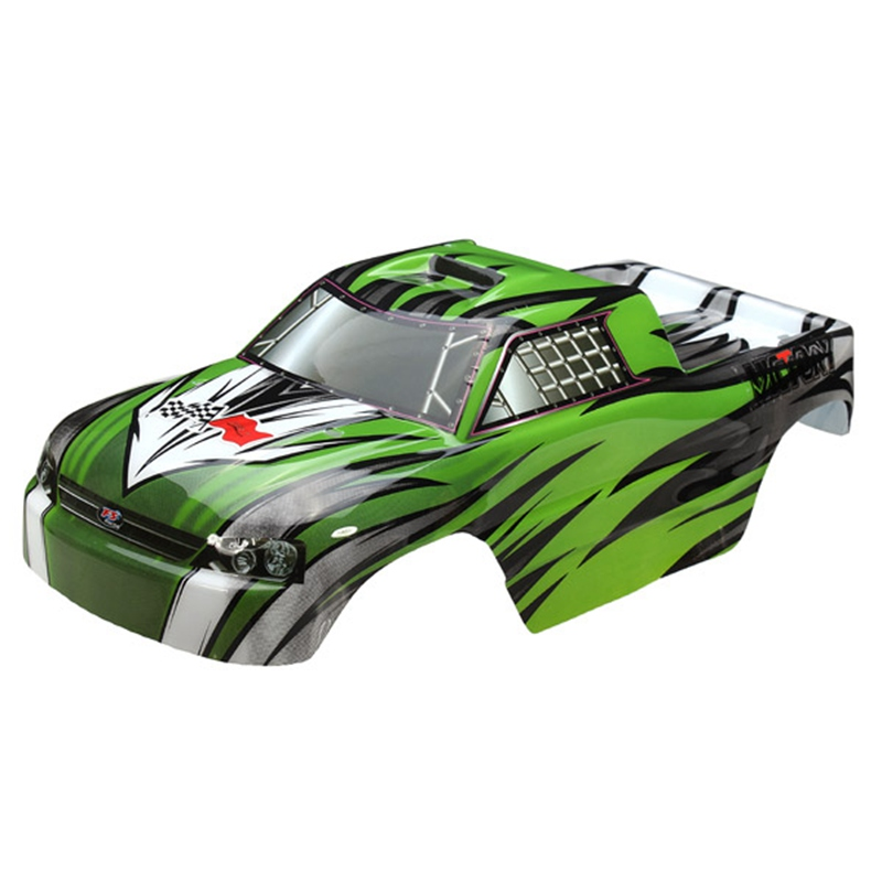 Hot Sale FS Racing 1/10 Monster Truck Car Shell 538512 For RC Monster Truck Car
