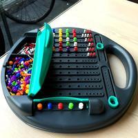 Educational toys password cracking development intellectual logic reasoning parent child interactive board game