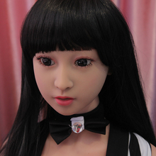2016 New good quality 140cm lifelike silicone sex dolls, japanese love dolls, vagina real pussy sex toys For men free shipping