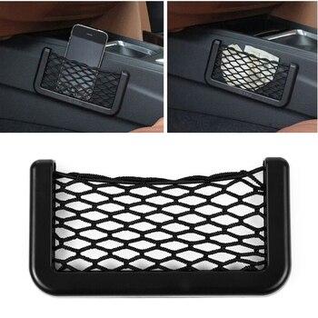 цена на 1pc Car Carrying Bag Stickers For Audi A4 B5 B6 B8 A6 C5 A3 A5 Q5 Q7 BMW E46 E39 E90 E36 E60 E34 E30 F30 F10 X5 E53 Accessories