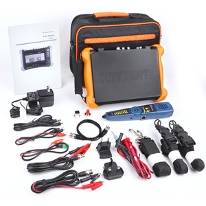 Image 5 - 8 Inch IP Camera Tester Security CCTV Tester Monitor with SDI/TVI/AHD/CVI/Multimeter/TDR/OPM/VFL/POE/4K/HDMI In&Out X9 MOVTADHS