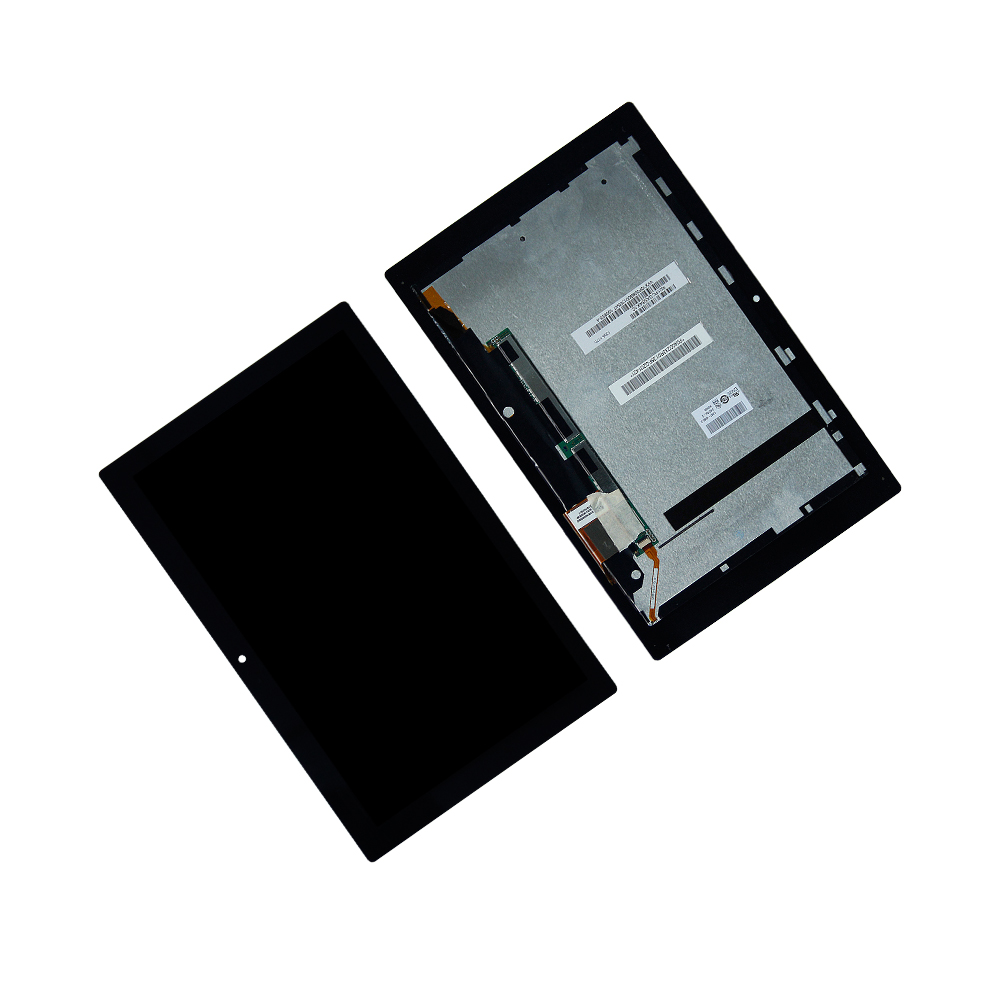 Touch Screen Digitizer Panel LCD Display For Sony Xperia Z SGP311 SGP312 TouchScreen Assembly Tablet PC LCDs Combo Repair Parts 5 2 black white color lcd display touch screen digitizer assembly for sony xperia z5 e6633 e6603 e6653 replacement parts