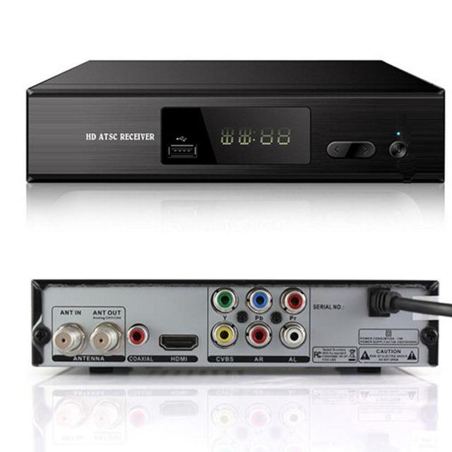 Corea Del sur Mercado 1080 P ATSC Convertidor Analógico