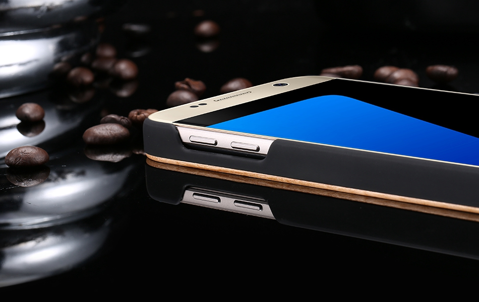 For Samsung Galaxy S8 Plus Real Wooden Case For Samsung S8 Galaxy S7 S6 Edge Back Cover (17)