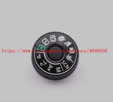 New Top Cover Function Mode Dial Button Label for Canon FOR EOS 760D Rebel T6s / Kiss 8000D Digital Camera Repair Part