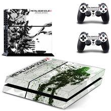 Metal Gear Solid V Ground Zeroes Skin Sticker