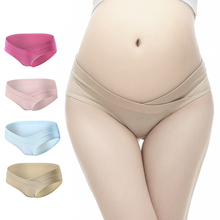 Cotton U-Shaped Low Waist Underwear