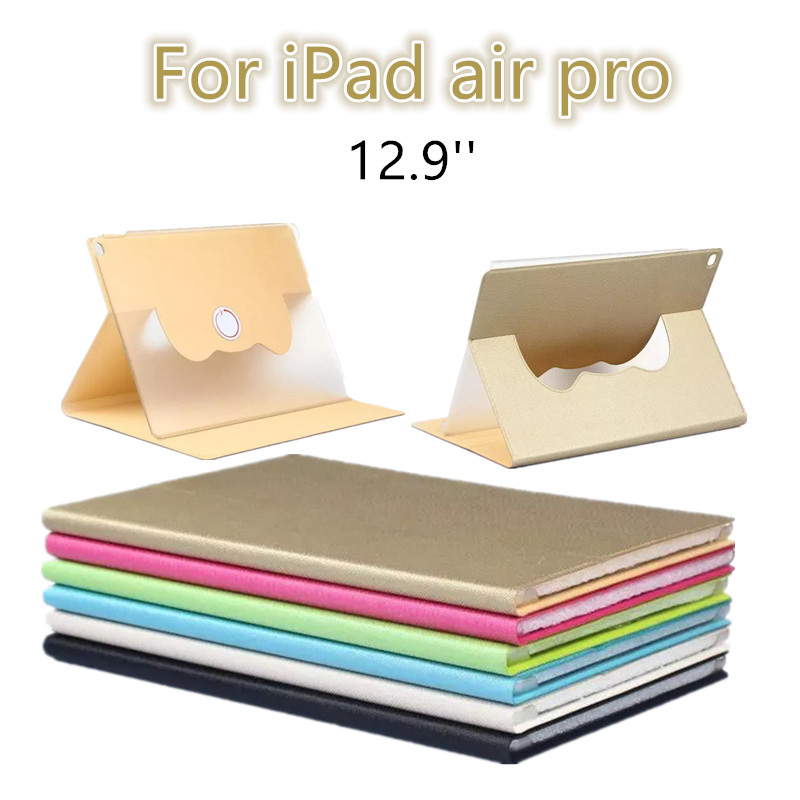 For iPad pro 12.9'' high quality PU leather Flip Tablet Case cover for Apple iPad pro 12.9 inch ultra slim protective stand case ultra thin smart flip pu leather cover for lenovo tab 2 a10 30 70f x30f x30m 10 1 tablet case screen protector stylus pen