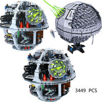 Hot Compatible LegoINGlys Star Wars Series Building Blocks Death Star II Ucs Second Generation Model Brick