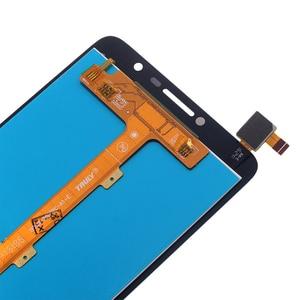 Image 4 - Original Qualität Für Alcatel One Touch Flash Plus 2 5095 OT5095 LCD Display Mit Touch Screen Digitizer Montage 100% garantie