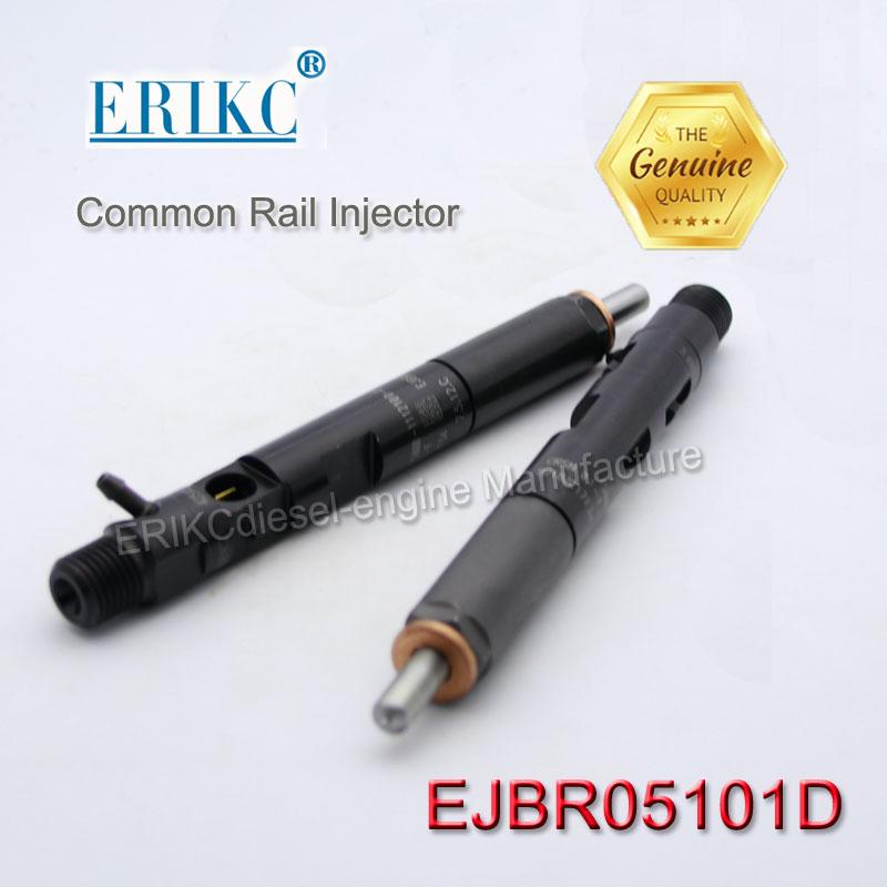 ERIKC EJBR05101D Auto Parts Replacements Nozzle Assy 8200676774 Euro 4 Diesel Fuel Common Rail Injectors EJBR0 5101D 166001137r