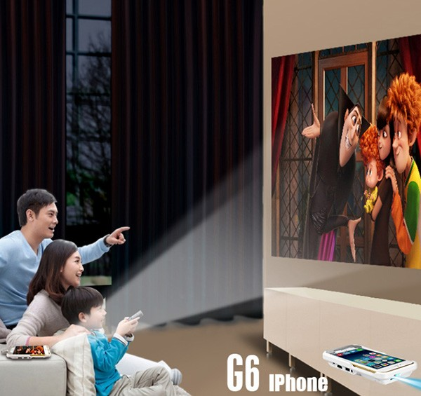 Phone LED Projector