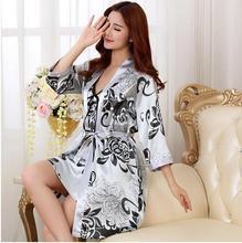Новые модные женские мужские Ночное Sexy пижамы белье трусы Ночные сорочки спальный платье хорошая ночная рубашка любовника домашняя одежда