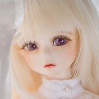 Full Set 1/4 BJD Doll BJD/SD Fashion Cute SALGOO Joint Doll Include Eyes For Baby Girl Birthday Gift Present