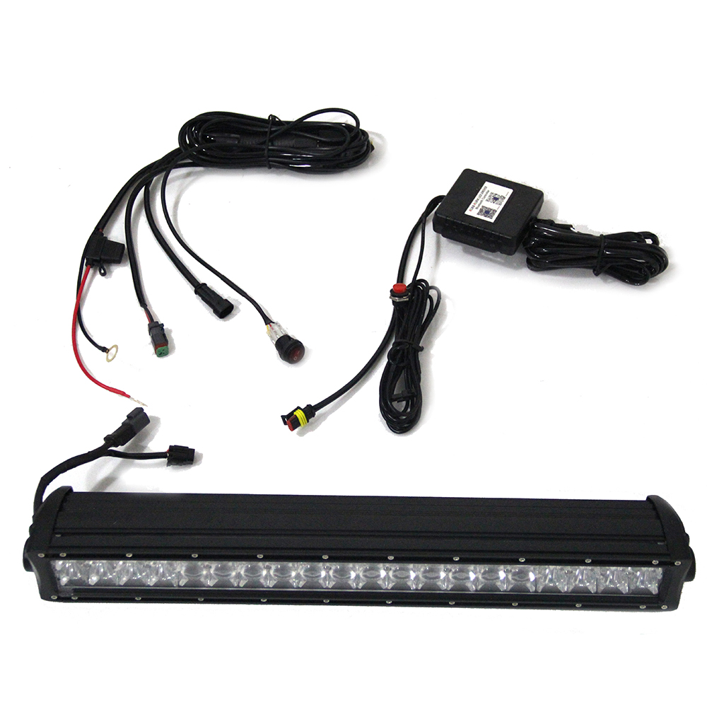 CO LIGHT RGB 22'' 5D 120W Work Light Bar Led Chips for Offroad Truck Spot Flood Combo Beam 4x4 4WD ATV SUV 12V 24V tripcraft 12000lm car light 120w led work light bar for tractor boat offroad 4wd 4x4 truck suv atv spot flood combo beam 12v 24v