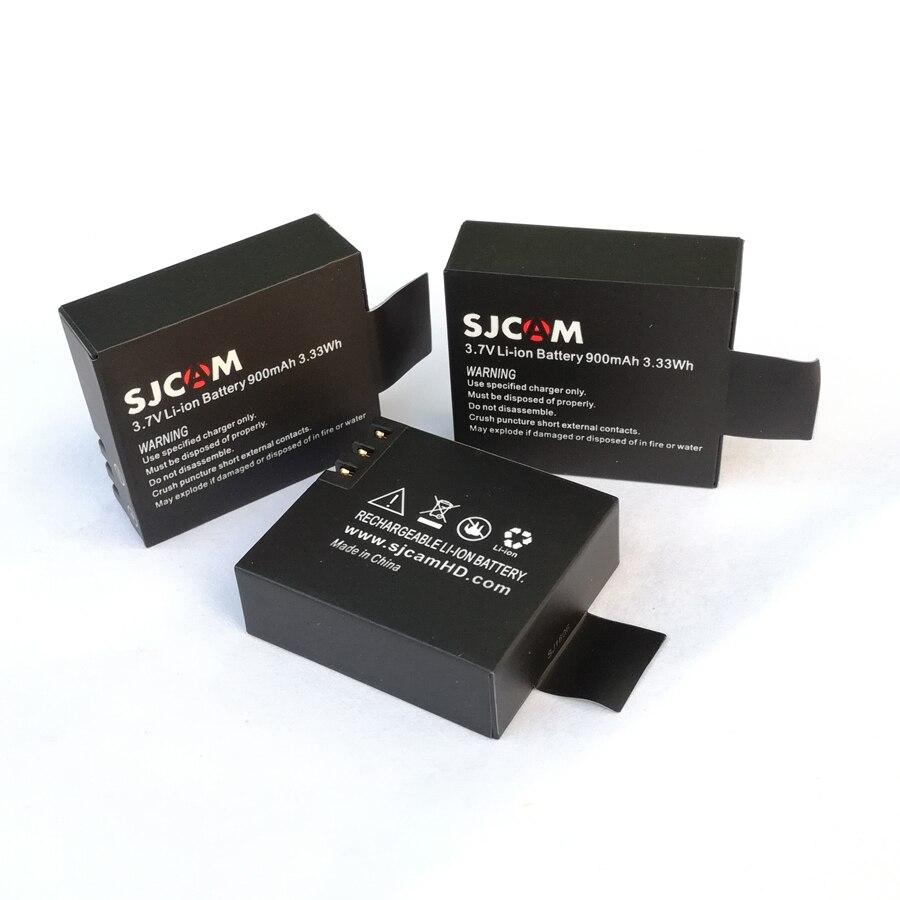 Для спортивной экшн-камеры SJCAM SJ8000 SJ9000 elite SJ 4000 батарея для спортивной экшн-камеры SJCAM sj4000 SJ5000 SJ5000X SJ6000 SJ7000 4 M10/fit eken 4K H8 H9 Камера