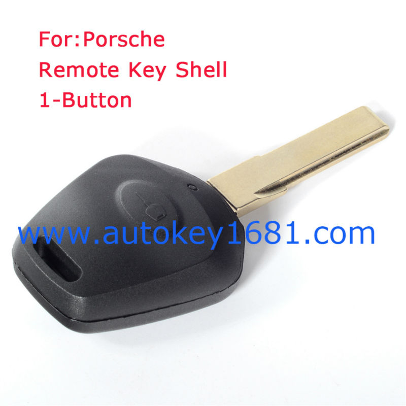 For PORSCHE REMOTE KEY CASE SHELL FOR 996 BOXSTER S 911 CAYENNE KEY